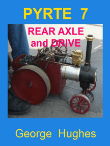 PYRTE 7: Rear axle and drive