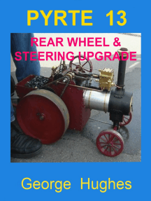 PYRTE 13: Rear Wheel and Steering Upgrades