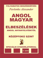 Angol-Magyar, Elbeszelesek, angol anyanyelvuektol, Kozepfoku Szint (English-Hungarian, Short Stories Intermediate Level)