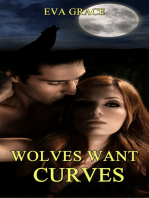 Wolves Want Curves (BBW Paranormal Erotic Romance – Werewolf Mate)