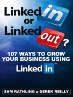 LinkedIn or LinkedOut? 107 Tips to Grow Your Business using LinkedIn