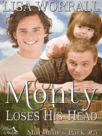 Monty Loses His Head (Marshall's Park #5)