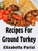 Recipes for Ground Turkey