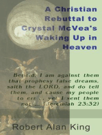 A Christian Rebuttal to Crystal McVea's Waking Up in Heaven