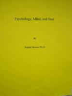 Psychology, Mind, and Soul