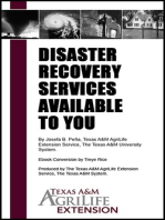Disaster Recovery Services Available to You