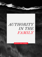 Authority in the Family (5 sermons)