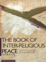 The Book of Inter-religious Peace in Word and Image
