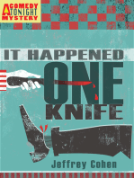 It Happened One Knife