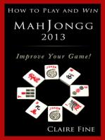 Mah Jongg 2013 How to Play and Win