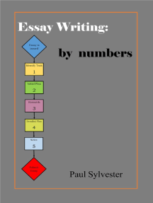 Essay Writing By Numbers