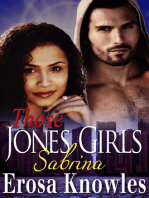 Those Jones Girls