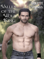 Valley of the Wolf King (Paranormal BBW Erotic Romance Alpha Wolf Mate)