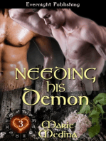Needing His Demon