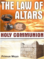 The Law of Altars