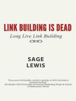 Link Building Is Dead. Long Live Link Building!