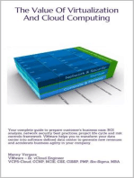 The Value Of Virtualization And Cloud Computing