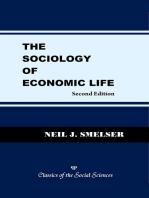 The Sociology of Economic Life
