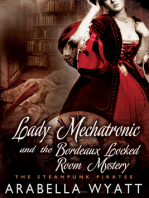 Lady Mechatronic and the Bordeaux Locked Room
