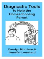 Diagnostic Tools to Help the Homeschooling Parent