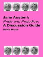 "Jane Austen's ""Pride and Prejudice"""