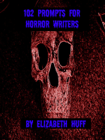 102 Prompts for Horror Writers