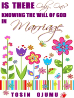 Is There Only One? Knowing the Will of God in Marriage