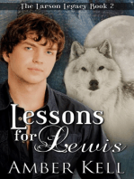 Lessons for Lewis