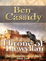 Throne of Llewyllan (The Chronicles of Zanthora