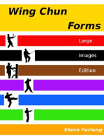 Wing Chun Forms: Large Images Edition