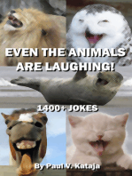 Even The Animals Are Laughing!