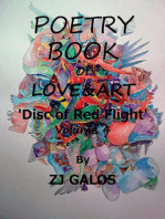Poetry Books about Love & Art