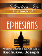 Studies in the Book of Ephesians