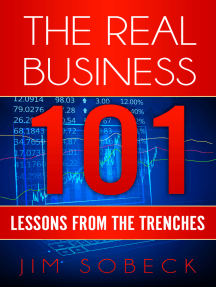 The Real Business 101: Lessons From the Trenches