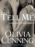 Tell Me (One Night with Sole Regret #6)