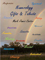 Numerology Gifts & Talents