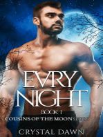 Cousins of the Moon Series (Book 1) Evry Night