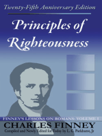 Principles of Righteousness
