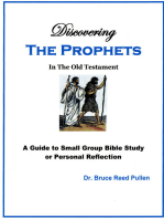 Discovering The Prophets in the Old Testament