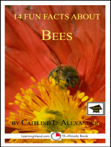 14 Fun Facts About Bees: Educational Version