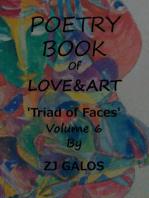 Poetry Book of Love & Art