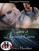 Sam's Learning Curve