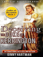 Deceiving the Duke of Kerrington