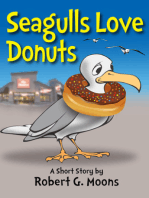 Seagulls Love Donuts