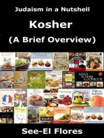 Judaism in a Nutshell - Kosher (A Brief Overview)