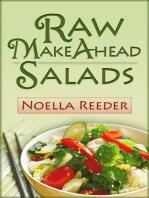 Raw Make Ahead Salads