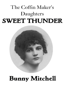 The Coffin Maker's Daughters Sweet Thunder