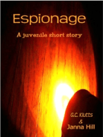 Espionage (A juvenile short story)
