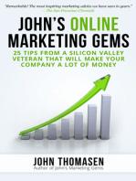 John's Online Marketing Gems