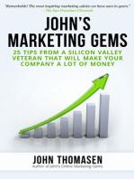 John's Marketing Gems